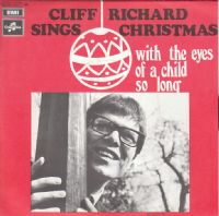 Cliff Richard - France - With The Eyes Of A Child/So Long (C006-04271) M-/M